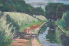 Kanal in Brandenburg